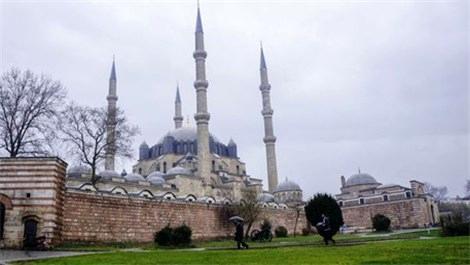 Selimiye Camisi'nde bunu yapmak artık yasak!