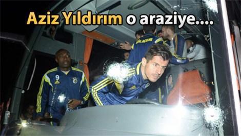 Fenerbahçe'nin saldıraya uğradığı arazi satılıyor!