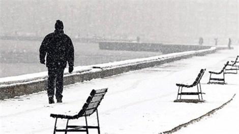 İzmir kar yağışı