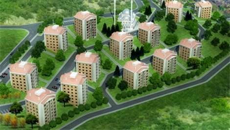 Şile'de 101 konut inşaatı için start veriliyor!