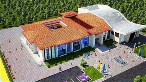 Türkiye'nin en büyük gençlik merkezi
