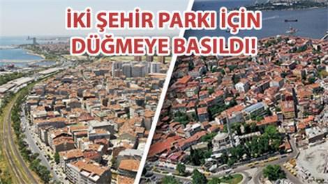istanbul şehir parkları