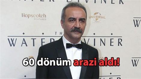 Yılmaz Erdoğan, Uçmakdere'de çiftlik kuracak!