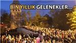 Hıdrellez, Edirne'de coşkuyla kutlandı!