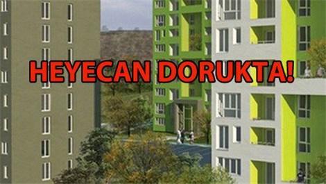 TOKİ Kayaşehir Kura Sonuçları yayınlandı!