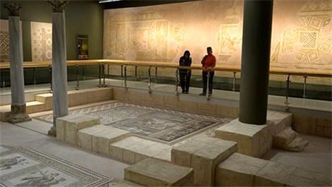Mozaiklerde tahribat olmadığı açıklandı!