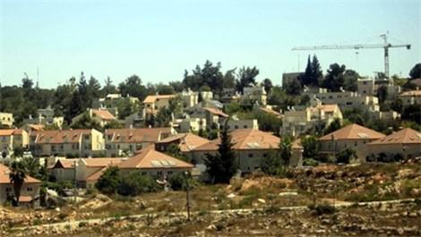 İsrail yeni konut inşası