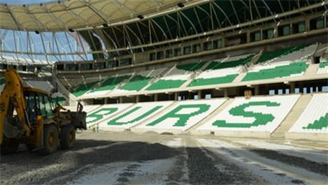 Timsah Arena, Recep Altepe