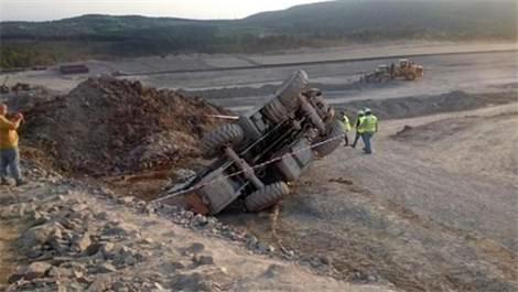 3. Köprü inşaatında kaza!