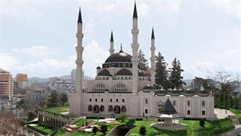 Balkanların en büyük camisi