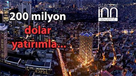 İstanbul Inn Levent, metrekaresi 4 bin dolara satışta!