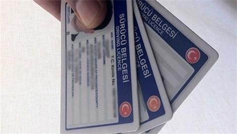 sürücü sertifikası