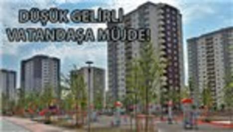 TOKİ, Gaziantep'te 50 bin kişiyi ev sahibi yapacak!