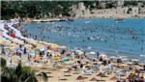Turizm gelirlerinde 4.8 milyar dolarlık artış!