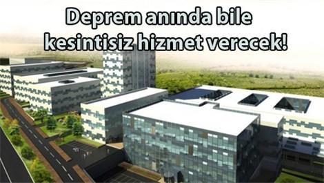 Başıbüyük Hastanesi güçlendiriliyor!
