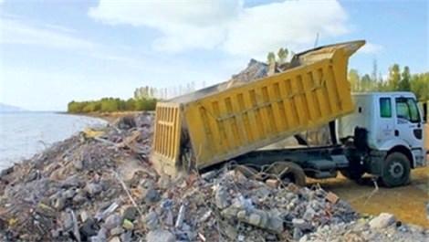 İnşaat ve yıkıntı atıkları ne olacak?