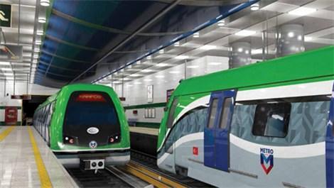 Konya Metrosu YHT hatlarını birbirine bağlayacak!