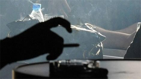 Sigara tüketimi