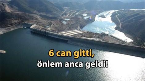 Alkumru barajı