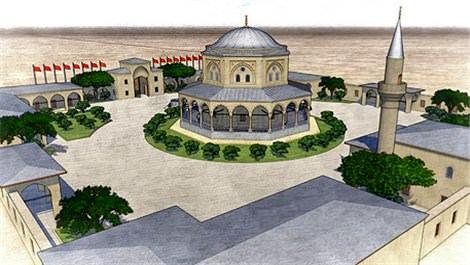 Süleyman Şah Türbesi'nde tarihten izler olacak!