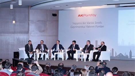Gayrimenkul yatırım fonları konferansı