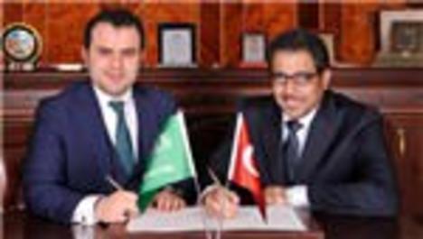Beyttürk ve Al Rajhi, dev işbirliği için imzaları attı!