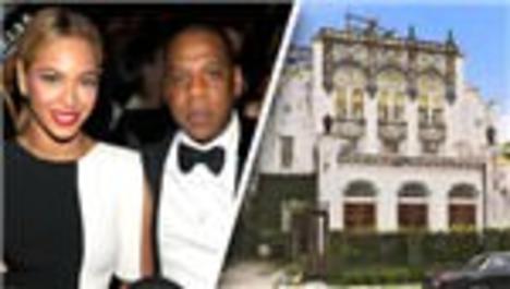 Beyonce ile Jay Z'nin yeni malikanesi göz kamaştırdı!