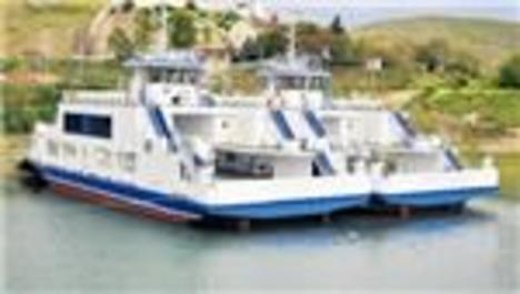 Tunceli'de feribot seferleri başladı