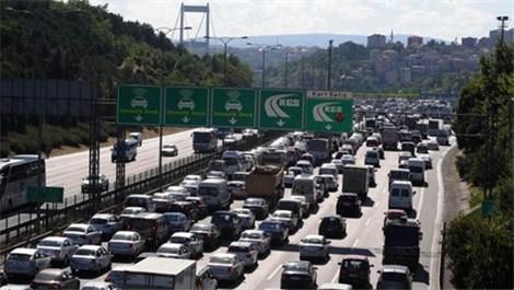 İstanbul'da yarın bazı yolar trafiğe kapalı olacak!