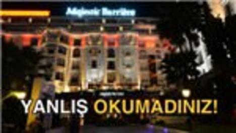 Cannes'daki bu otelin gecelik fiyatı 116 bin 600 lira!