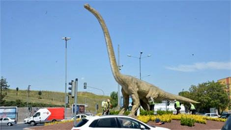 Ankapark'ın tanıtımı için Dinocan geldi!