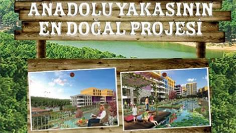 Aydos Country'de 365 gün doğayla iç içe bir yaşam!