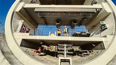 Avrasya Tüneli Projesi