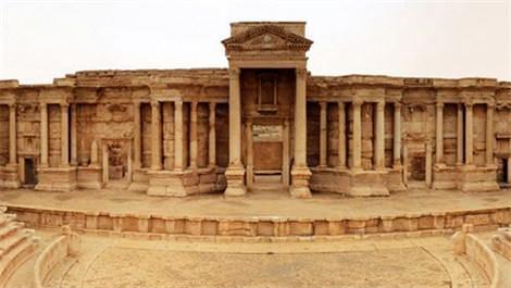 IŞİD terör örgütü, Çölün Gelini antik kentine kadar geldi