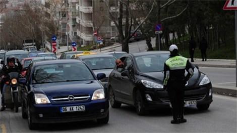 Ankara'da 19 Mayıs'ta bazı yollar trafiğe kapanacak!