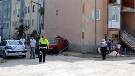 Bursa otomobil kazası
