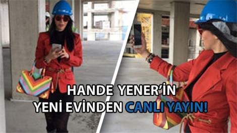 Hande Yener Evi