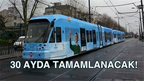 İstanbul tramvay