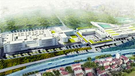 Kocaeli Şehir Hastanesi'nin temeli atılacak!