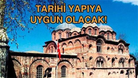 Fatih Zeyrek'te binalara Roma dönüşümü!