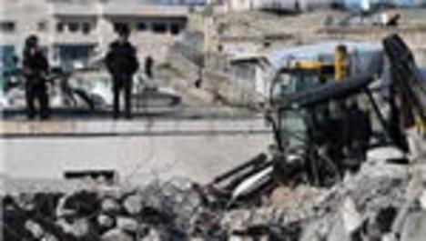 İsrail, Doğu Kudüs'te yıkımlara devam ediyor!