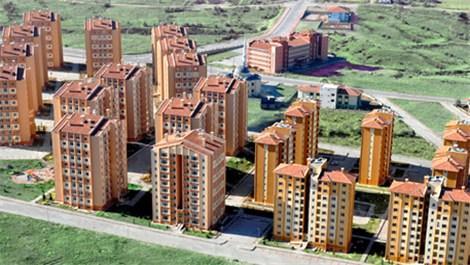 TOKİ Nevşehir konutları