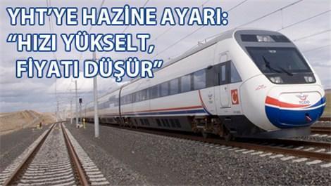 Hazine'den yüksek hızlı trenler için öneri...