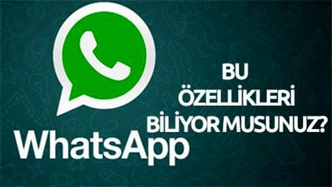 whatsapp-bilinmeyenleri