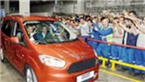 Üretimi duran fabrikalara Ford Otosan'da eklendi!
