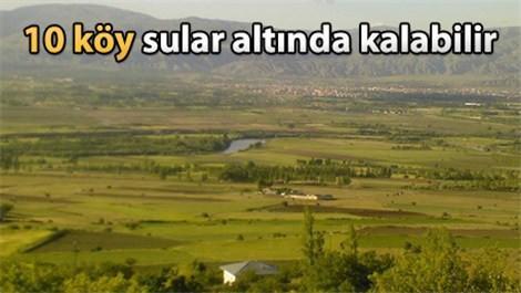 Kemah Barajı