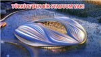 İşte geleceğin stadyumları!