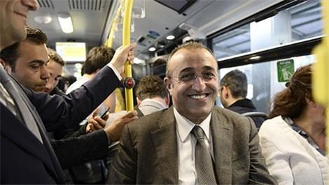 Abdurrahim Albayrak metrobüs