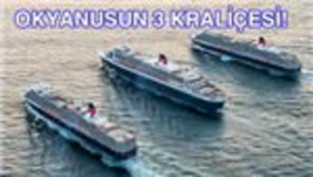 Dünyanın en büyük yolcu gemilerinde yok yok!