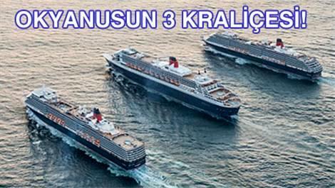 Dünyanın en büyük yolcu gemileri